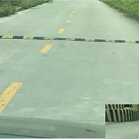 香洲减速带驾车技巧,香洲标志牌保养