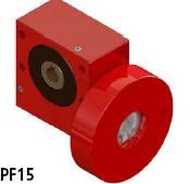 英国ondrives蜗轮蜗杆减速箱PF15系列