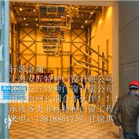 轩源安匠 工业工程用钢质防火屏蔽门窗