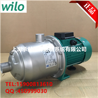WILO不锈钢清洗水泵MHI805