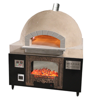 窑烤比萨炉、比萨炉厂家、熔岩披萨炉