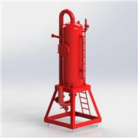 液气分离器钻井液泥浆液气分离器