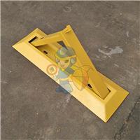 车位锁 三角防压槽占位锁 八角霸位地锁