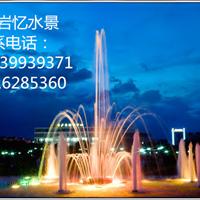 喷泉水幕制作,广东水帘喷泉专业设计定制