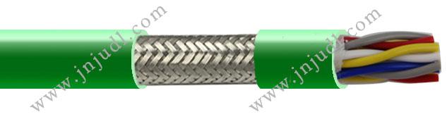 TRVVSP双绞屏蔽数据拖链电缆