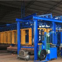 厂家直销自动半自动红砖打包机砖厂打包机