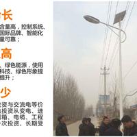 江苏弘光照明工程专业生产8米40W太阳能路灯道路灯节能灯