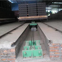 厂家直销液压摆渡车用于隧道窑砖厂