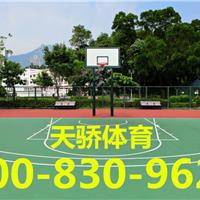 广东塑胶篮球场造价 广东篮球场的造价 广东篮球场塑胶地面价格