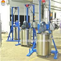广州高速分散机 研磨分散机 液体分散机 胶水搅拌机工厂