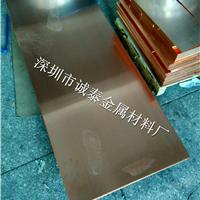 C1100纯铜板 电器紫铜板片 紫铜块单价