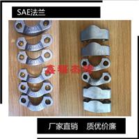 AFA/AFKV―带有焊接法兰头的SAE法兰