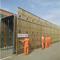 铝模板管廊项目流程图