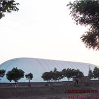 充气膜结构_绿色建筑_气膜的建筑