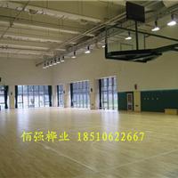 厂家直销A级枫木运动场 篮球场 体育木地板