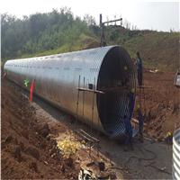 山西太原金属波纹涵管排污管排水管厂家直销