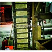 柱角包钢板加固压注树脂结构胶