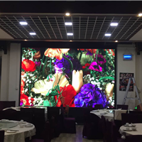 供应室内高清LED显示屏 室内全彩LED显示屏