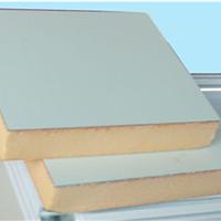 厂家供应20mm酚醛复合单面彩钢防火保温风管