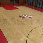 篮球木地板 实木篮球地板厂 生产篮球木地板厂家