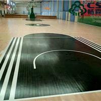 扬州市安装标准运动木地板选择畅森木业