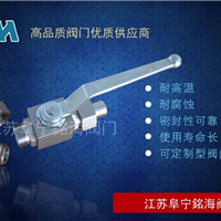 Q21N_320P天然气不锈钢高压球阀
