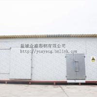 盐城美盛制冷厂家提供100mm聚氨酯冷库板