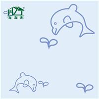 海宜家硅藻泥 童趣 印花 防潮