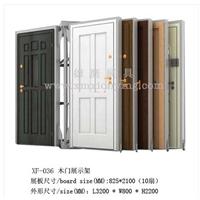 陶瓷展架木地板展柜石材展具瓷砖展示架木门展架