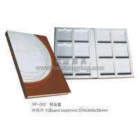 陶瓷展架地板展柜石材展具瓷砖展示架石材样品册手提展板