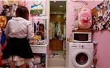 香港蜗居族 9平米隔断月租4千多-太原淋浴隔断