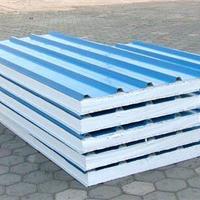 供甘肃兰州彩钢板和平凉岩棉彩钢板