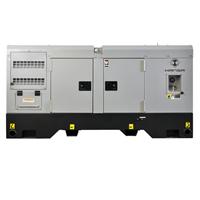 电启动20KW柴油箱式静音发电机组