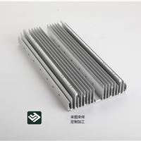隧道灯铝型材开模加工      亮银铝制品