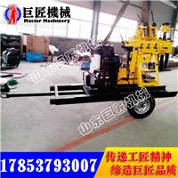 200型拖车钻机 钻井效率高 XYX-200型液压水井钻机