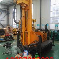 HW-200履带气动钻机高效率可以打岩石的打井机