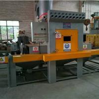 特大型不锈钢喷砂机 红海板材输送式喷砂机 自动喷砂机制造商