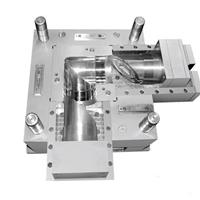 余姚塑料模具厂供应 塑料管件 成型风管 水泵接头 开模注塑