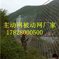 RX050被动防护网(拦石网)自然灾害专用