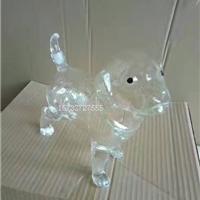 1000ml2斤装生肖狗造型玻璃酒瓶创意玻璃狗狗酒瓶空心狗酒瓶