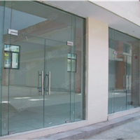宁波兄弟玻璃隔断 玻璃隔断制作 玻璃门安装,兄弟玻璃公司