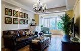 晒晒费心费力的装修, 102平的美式新居, 心中充满成就和喜悦!-美式壁纸