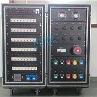 演出活动使用48路电源直通箱/直通柜