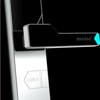 智慧校园门锁-无线联网校园锁