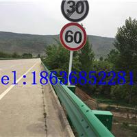 山西临汾波形梁护栏绿色公路护栏板乡村公路护栏厂家直销