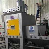 无余量加工精密铸件氧化皮清理喷砂机 红海自动喷砂机