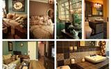 美剧迷老公房装修 123平绝色美式风格-美式壁纸