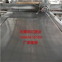 灰色pvc硬板塑料板材耐腐蚀酸碱防水板尺寸可定制
