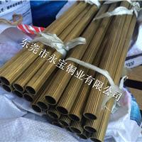 H62薄壁黄铜管|H65无缝黄铜管|挤压铜管