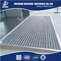 2mm厚铝合金防尘地毯款式和价格